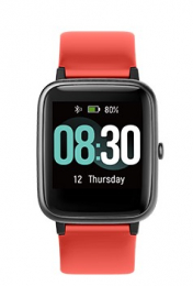 UMIDIGI UWatch 3 Cinnabar Red