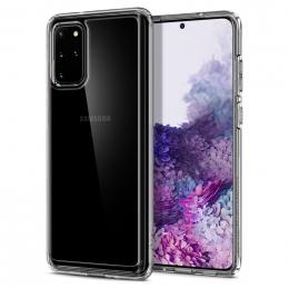 Pouzdro Spigen (ACS00755) Ultra Hybrid pro Samsung G985F Galaxy S20 Plus Clear