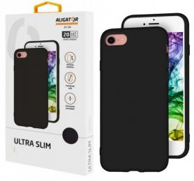 Pouzdro Aligator Ultra SLIM pro Huawei Y6s/Honor 8A černé