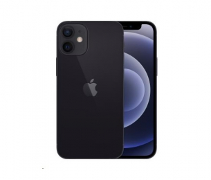 Apple iPhone 12 Mini 256GB Black (CZ distribuce) - speciální nabídka