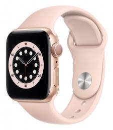 Apple Watch (MG123HC/A) Series 6 40mm Gold Pink