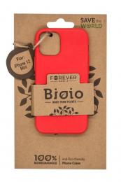 Pouzdro Forever Bioio pro Apple iPhone 12 Mini červené
