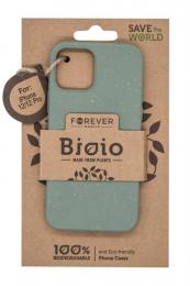 Pouzdro Forever Bioio pro Apple iPhone 12/12 Pro zelené
