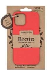 Pouzdro Forever Bioio pro Apple iPhone 12 Pro MAX červené