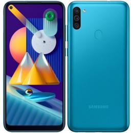 Samsung M115F Galaxy M11 Dual SIM Blue