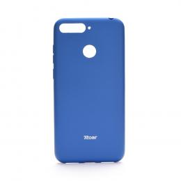 Pouzdro Forcell silikonové pro Huawei Y6 Prime 2018 modré