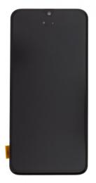 LCD displej + dotykový panel pro Samsung Galaxy A40 (SERVICE PACK) černý