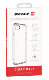 Pouzdro Swissten Clear Jelly pro Samsung G960F Galaxy S9 čiré