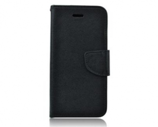 Pouzdro Fancy Diary Book Samsung G388F Galaxy Xcover 3 černé