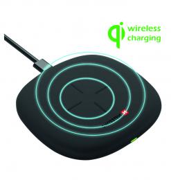 Bezdrátová nabíječka Swissten Wireless 10W černá