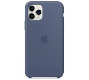 Pouzdro Apple (MWYR2ZM/A) Silicone Case pro Apple iPhone 11 Pro Light Blue