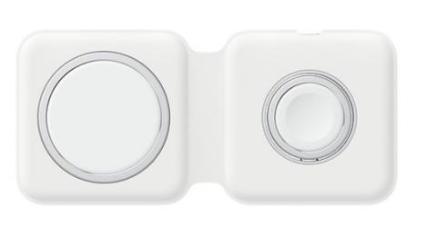 Nabíječka Apple (MHXF3ZM/A) MagSafe Duo Charger bílá