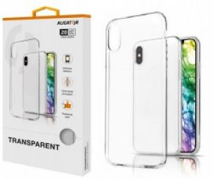 Pouzdro Aligator Transparent pro Samsung G980F Galaxy S20