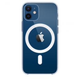 Pouzdro Apple (MHLL3ZM/A) Clear Case (MagSafe) pro Apple iPhone 12 Mini čiré
