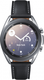 Samsung (SM-R850) Galaxy Watch 3 41mm Stainless Silver