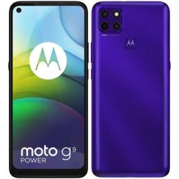 Motorola Moto G9 Power 4GB/128GB Dual SIM Electric Violet