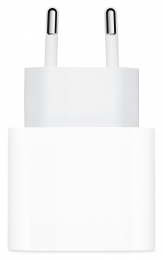 Nabíječ Apple (MHJE3ZM/A) 20W s USB-C portem bílý