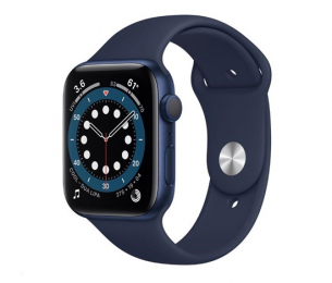 Apple Watch (M00J3HC/A) Series 6 44mm Blue Navy