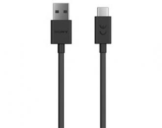 Datový kabel Sony (UCB20) Type-C na USB-A s podporou USB 3.0 černý
