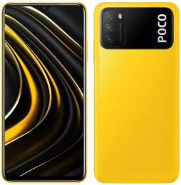 Xiaomi Poco M3 4GB/64GB Poco Yellow