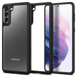 Pouzdro Spigen (ACS02388) Ultra Hybrid pro Samsung Galaxy S21+ Black
