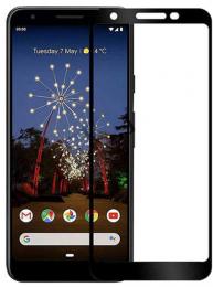 Tvrzené sklo 5D+ pro Google Pixel 3A černé