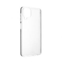 Pouzdro FIXED TPU pro Samsung Galaxy A12 čiré