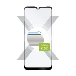 Tvrzené sklo FIXED Full Cover pro Motorola Moto G9 Play černé