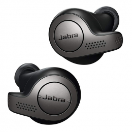 Bezdrátová sluchátka Jabra (100-99000000-60) ELITE 65t Titan