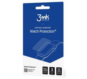 3mk Watch ochranná fólie pro Huami Amazfit GTS 2 (3 ks v balení)