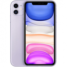 Apple iPhone 11 64GB Purple - (CZ distribuce) speciální nabídka