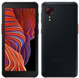 Samsung G525F Galaxy XCover 5 Dual SIM Black - speciální nabídka