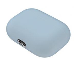 Silikonové pouzdro pro Apple Airpods Pro světle modré