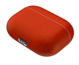 Silikonové pouzdro pro Apple Airpods Pro červená