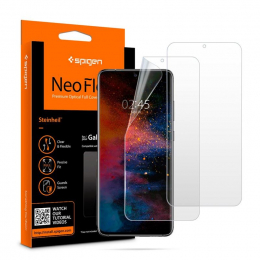 Spigen Neo FLEX ochranná folie (AFL00633) pro Samsung G988 Galaxy S20 Ultra