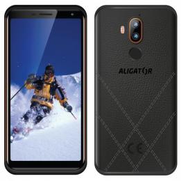 Aligator RX800 eXtremo 64GB Black Orange