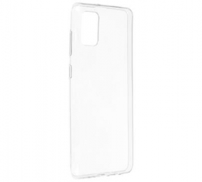 Pouzdro Forcell Ultra SLIM 0,5mm pro Samsung Galaxy A02s čiré