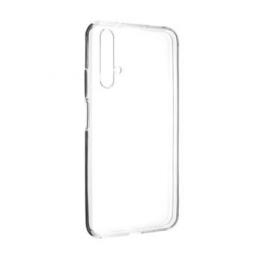 Pouzdro FIXED TPU pro Huawei Nova 5T / Honor 20 čiré