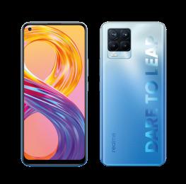 Realme 8 Pro 8GB/128GB Dual SIM Infinity Blue