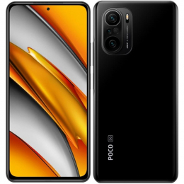Xiaomi Poco F3 6GB/128GB Dual SIM Night Black