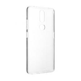 Pouzdro FIXED TPU pro Nokia 2.4 čiré