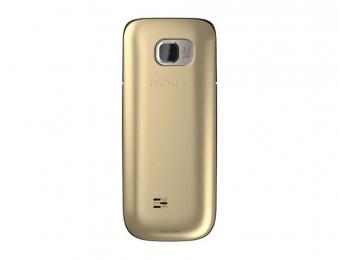 Zadní kryt baterie pro Nokia C2-01 OEM zlatý