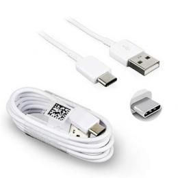 Datový kabel Samsung EP-DN930CWE USB-C bílý