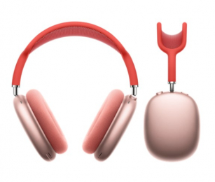 Apple Airpods MAX (MGYM3ZM/A) Pink Red - rozbaleno