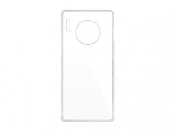 Pouzdro TPU pro Huawei Mate 30 Pro čiré