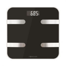 Chytrá váha Forever (AS-100) černá