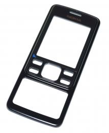 Přední kryt pro Nokia 6300 (originál) černý
