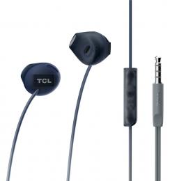 Sluchátka TCL SOCL200 s 3.5 mm jack konektorem černá