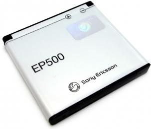 Sony Ericsson EP500 baterie Li-Pol 1.200mAh 3,7V