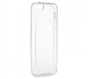Pouzdro Forcell Ultra SLIM 0,5mm pro Apple iPhone 6/6S čiré